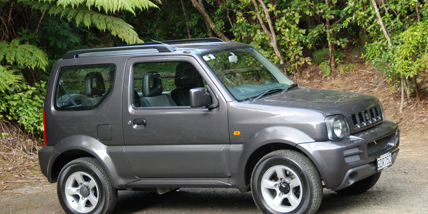 Suzuki Jimny. Photo / Supplied