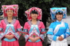 Yunnan is home to 25 different ethnic minorities. Photo / Graham Reid