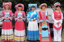Yunnan is home to 25 different ethnic minorities. Photo / Graham Reid