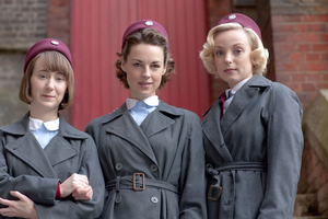 Poverty is heroic in 'Call the Midwife'. Photo / Supplied