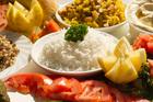 For fine Lebanese food, head to Shefco Cedar Bakery. Photo / Jason Dorday