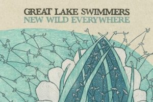 Album New WIld Everywhere by Great Lake Swimmers.  Photo / Supplied