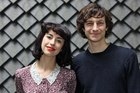 Kimbra and Gotye. Photo / Supplied