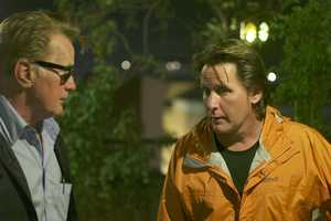 The Way starring Martin Sheen and Emilio Estevez. Photo / Supplied