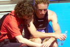 Triathlete Hamish Carter eventually came back stronger from this major disappointment in Sydney.