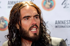 Russell Brand says some people can safely take drugs. Photo / File