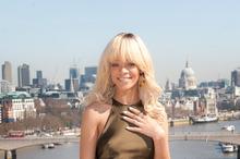 Rihanna during a photocall for 'Battleship' in London. Photo / AP