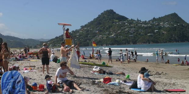 Pauanui property owners are apparently keen to cash up real estate in the Coromandel holiday hot spot. Photo / APN
