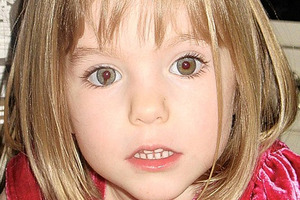 Madeleine was nearly four-years-old when she went missing in 2007. Photo / File