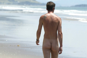 Mayor Stuart Crosby said most people were not upset with nudists providing they were discreet.