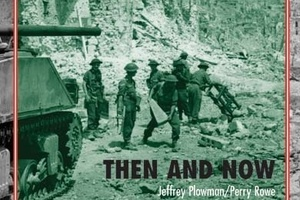 Book cover of The Battles for Monte Cassino Then and Now. Photo / Supplied