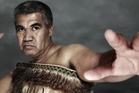 Image of the Maori Troilus and Cressida with actor Rawiri Paratene. Photo / Matt Grace