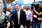 National remains strong amongst recent political polls.  Photo / NZ Herald