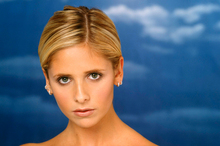 Sarah Michelle Gellar as Buffy. Photo / Supplied