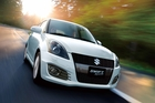 The Suzuki Swift.  Photo / Supplied