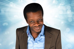 Stephen K. Amos. Photo / Supplied