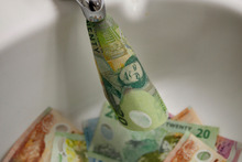 Compare prices to stop the money drain. Photo / Natalie Slade
