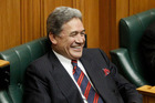New Zealand First Party leader Winston Peters. Photo / Mark Mitchell