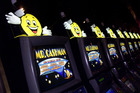 An extra 500 machines at the casino would return the Auckland tally to 2006 levels. Photo / Martin Sykes