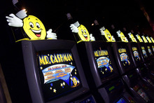 The Problem Gambling Foundation wants closer monitoring of how pokie trusts fulfil their community obligations. Photo / Martin Sykes 