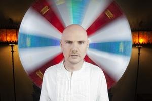 Billy Corgan's Smashing Pumpkins have announced NZ dates. Photo / Supplied