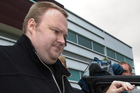 Megaupload founder Kim Dotcom. Photo / Sarah Ivey