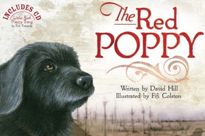 Book cover of The Red Poppy. Photo / Supplied