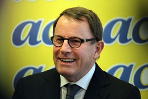 John Banks. Photo / Janna Dixon