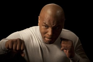 Boxer Mike Tyson. Photo / Supplied