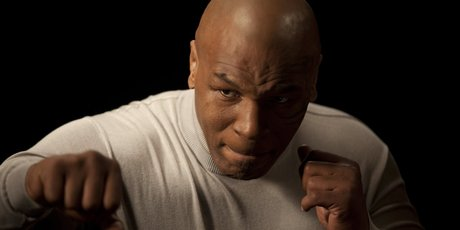 Boxer Mike Tyson. Photo / Supplied