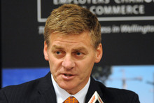 Finance Minister Bill English has confirmed that next month's Budget will include a proposal to limit spending increases to population growth and inflation. File photo / NZPA