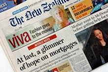 A smaller New Zealand Herald might be coming to a news stand near you. Photo / NZ Herald
