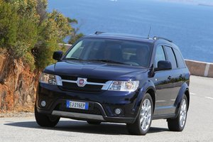 The Fiat Freemont is expected to replace the Dodge Journey after a marketing switch in Australia. Photo / Supplied