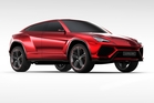 The Lamborghini Urus SUV will debut at the Beijing Motor Show. Photo / Supplied