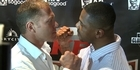 Watch: Boxing: Cameron vs Barrett- trash talk started