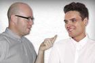 Talking Heads:  Gavin Hurley and Robin Hannibal