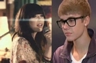 Carly Rae Jepsen talks about her hit single 'Call Me Maybe' and reveals what it's like to have Justin Bieber as a boss.