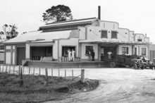The original dairy factory at Mercury Bay is now the Mercury Bay Museum in Whitianga. Photo / Supplied