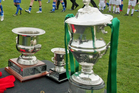 The Chatham Cup has been contested annually since 1923. Photo / Warren Buckland