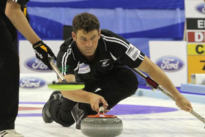 New Zealand curling's recent international run of form continues with good results at the World Senior Champsionships in Denmark this weekend. Photo /NZ Curling