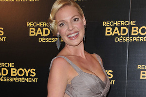 Katherine Heigl has adopted a second daughter with her husband Josh Kelley.