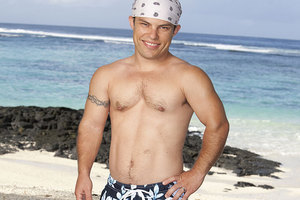 Leif Manson is waiting for an apology from Colton Cumbie after calling him a 'munchkin' on Survivor. Photo / Supplied