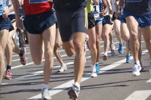 Kenyan Kip Kemei, the first Kenyan to take part in one of the Rotorua Marathon events, took out the Rotorua Energy Charitable Trust  Half Marathon today. Photo / Thinkstock.