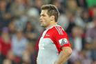 Richie McCaw last played for the Crusaders in last year's Super 15 final. Photo / Getty Images