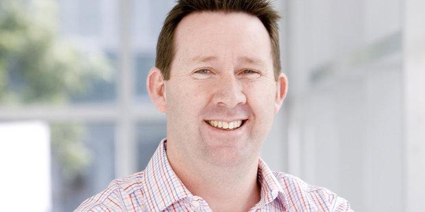 KPMG partner  Tony McNaught. Photo / Supplied