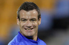 Ryan Nelsen is captain of the Oly Whites. Photo / Richard Robinson
