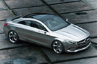 Mercedes-Benz Concept Style Coupé. Photo / Supplied
