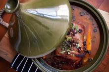 Pork, olives, smoked paprika and oregano. Photo / Babiche Martens