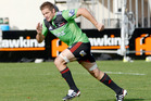 Richie McCaw at the Crusaders training session at Rugby Park, Christchurch. Photo / Geoff Sloan.