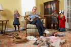 It can be mayhem at home when the kids are on holidays. Photo / Thinkstock